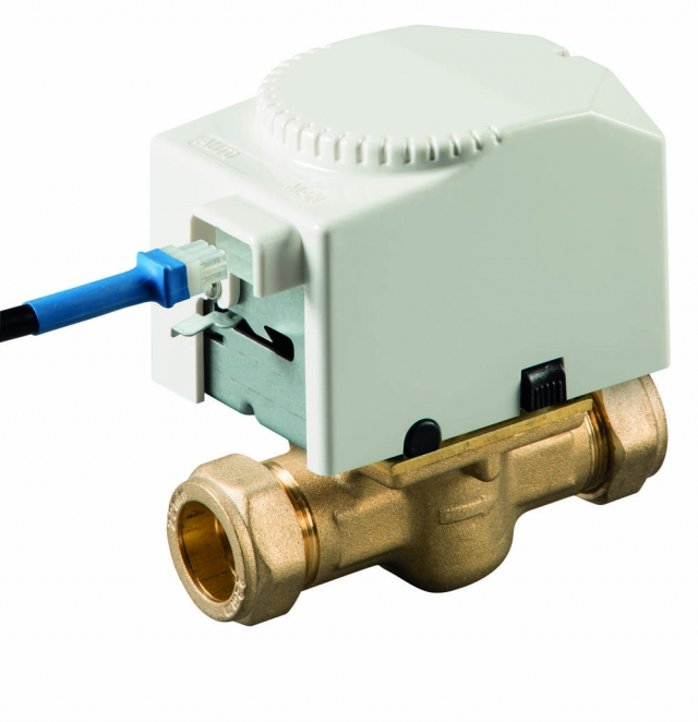 Smart Motorised Valve 2 Port 28mm | Brands of Watford