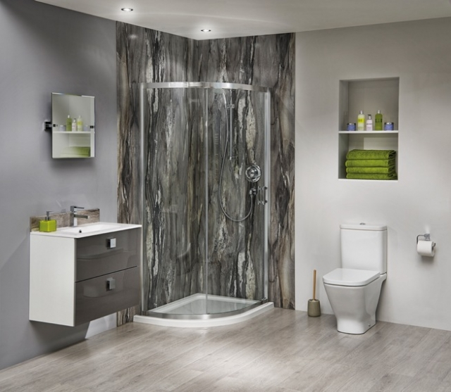 Nuance Shower Wall Panel 1200 Dolce Vita Product Information