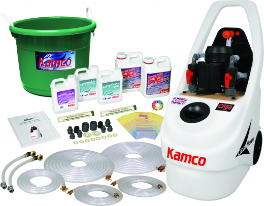 KAMCO CLEARFLOW POWER FLUSH UNIT CF90 QUANTUM 2