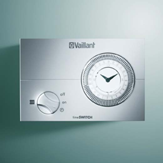 Vaillant Timeswitch 130 Ecotec Mechanical Clock